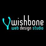 Wishbone Web Design circle logo